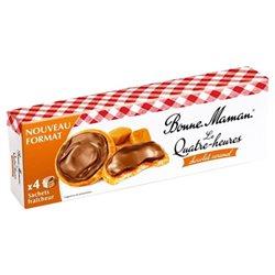 Bonne Maman Quatre Heures Chocolat Caramel (lot de 3)