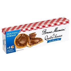 Bonne Maman Quatre Heures Chocolat Au Lait (lot de 3)