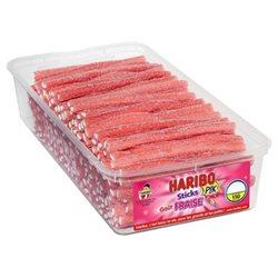 Haribo Sticks Pik Fraise