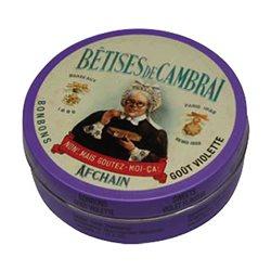 Boîte à bonbons collection Cambrai mauve