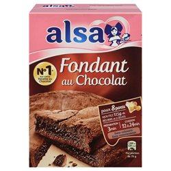 Alsa Préparation Fondant au Chocolat