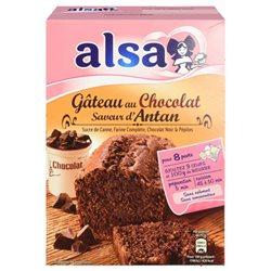 Alsa Préparation Gâteau Chocolat D'Antan