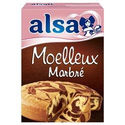 Alsa Préparation Moelleux Marbré