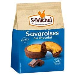 St Michel Savaroises au Chocolat 220g (lot de 3)