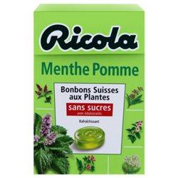 Ricola Menthe Pomme (lot de 6)