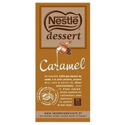Nestlé Dessert Tablette Chocolat Caramel 170g (lot de 3)