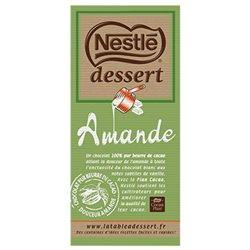 Nestlé Dessert Amande 180g (lot de 3)