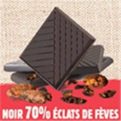 Cémoi Bio Noir République Dominicaine 100g (lot de 3)