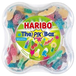 Haribo The Pik Box