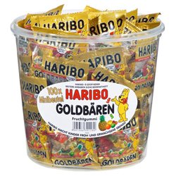 Haribo L'Ours D'Or Mini