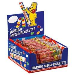 Haribo Méga-Roulette Fruits