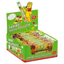 Haribo Méga-Roulette Fruits Pik