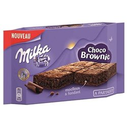 Milka Choco Brownie 220g (lot de 3)