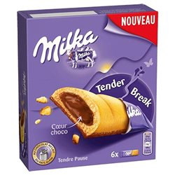 Milka Tender Break 156g (lot de 3)