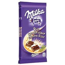 Milka Riz Croustillant 200g (lot de 6)