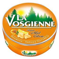 La Vosgienne Miel Citron 125g (lot de 3)