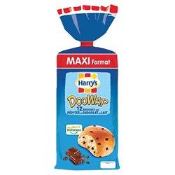 Harrys DooWap Pépites Chocolat Lait Maxi 500g (lot de 3)