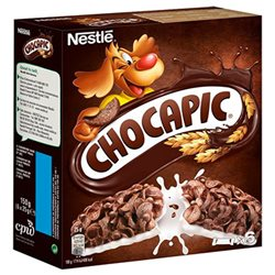Chocapic Barre Céréales au Lait 150g (lot de 3)