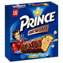 Prince Barre au Chocolat au Lait 125g (lot de 3)
