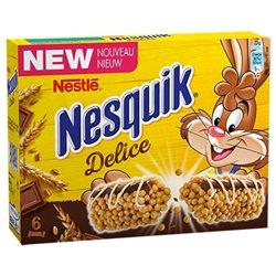 Nesquik Délice Barre 138g (lot de 3)