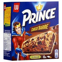 Prince Barre au Chocolat 125g (lot de 3)