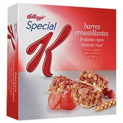 Special K Barre Céréales Fruits Rouges 129g (lot de 3)