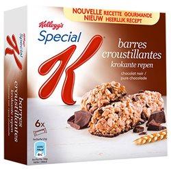 Special K Barre Céréales Chocolat Noir 129g (lot de 3)