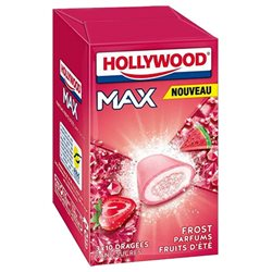 Hollywood Max Fruits Eté Sans Sucres 3 Etuis (lot de 18)