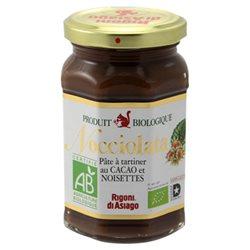 Pâte à Tartiner Nocciolata Cacao Noisettes Bio