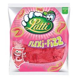 Lutti Flexi-Fizz Fraise 225g