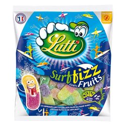 Lutti Surfizz Fruits 200g