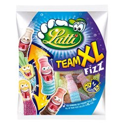 Lutti Team XL Fizz 200g