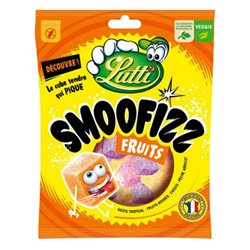 Lutti Smoofizz Fruits 200g