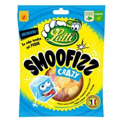 Lutti Smoofizz Crazy 200g