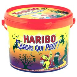 Haribo Chauve Qui Peut!
