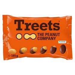 Treets The Peanuts Compagny 185g